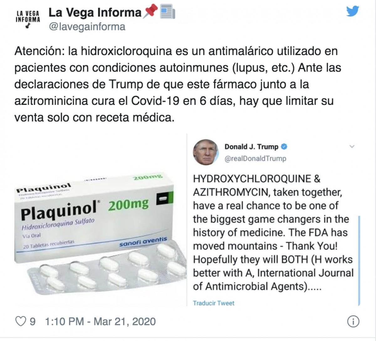 plaquenil e hidroxicloroquina dosis